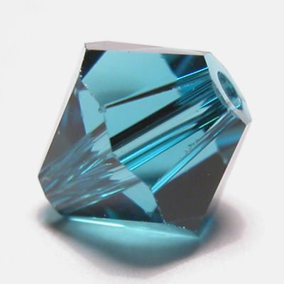 swarovski facet 4mm indicolite