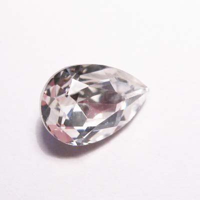 similisteen druppel crystal 10x7 mm
