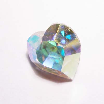 similisteen hart crystalAB 10x11 mm