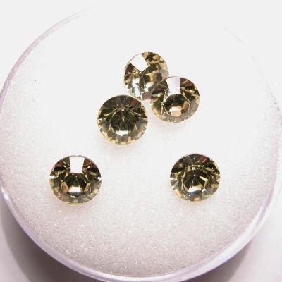 swarovski similisteen rond jonquil 6 mm