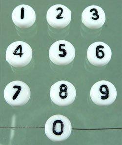 """cijfer """"4"""""""