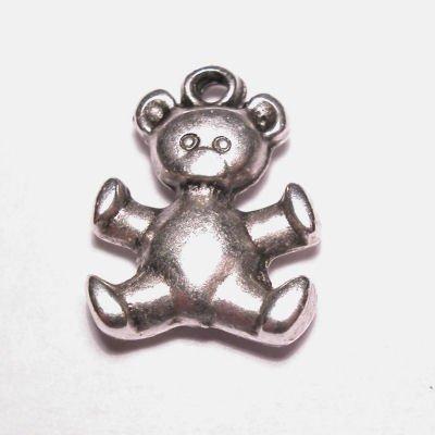 metalen hanger teddy 16 mm