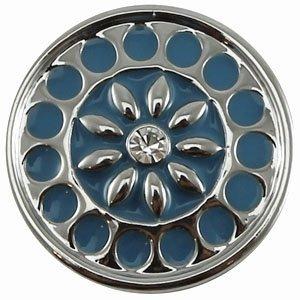 Easy button blauw