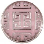 Easy button fantasie3 roze