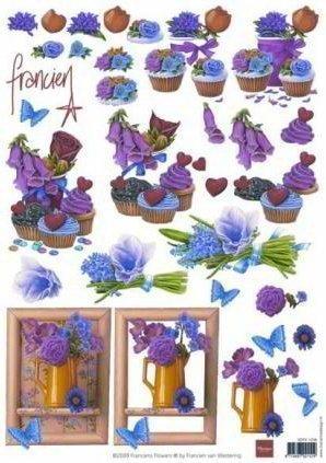 knipvel franciens flower lovely