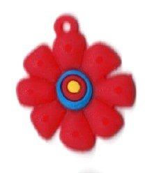 Add-ies  bloem rood