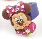 Silicone ring met mini mouse