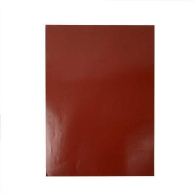 Glanspapier 32x48 cm bruin