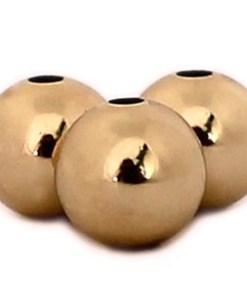 Oorhaakjes (20 mm) Goud (per paar)
