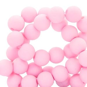 Acryl kralen Sweet light pink