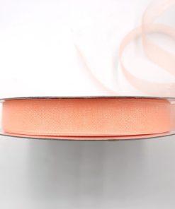 Organza peach lint 13mm