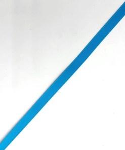 Dubbelzijdig Satijnlint 6mm blauw