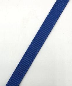 Grosgrain Blauw 7mm