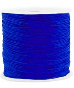 Macramé draad 0.8mm Cobalt blue