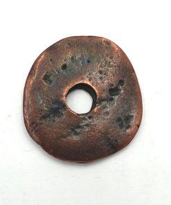 Metalen dichte ring 30mm koper