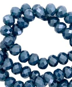 Top facet kralen horen thuis in iedere kralen collectie voor het maken van sieraden en accessoires.