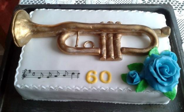Dort k narozeninám pro muzikanta