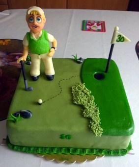 Dort pro golfisty