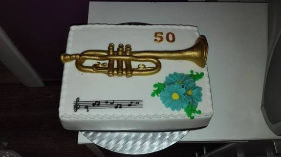 Dort s trumpetou