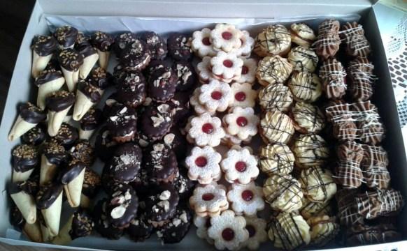 Klasické vánoční cukroví