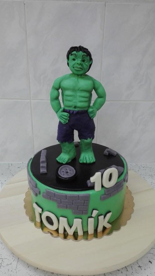 Dort s Hulkem