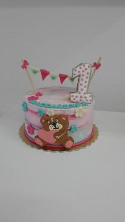 Dort k 1. narozeninám