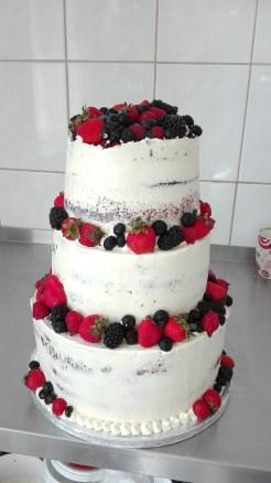 Svatební s ovocem