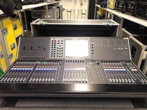 Neu in der Vermietung! Yamaha CL5 Digital Mischpult