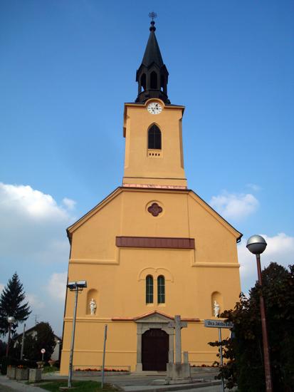 Krapinske Toplice župna crkva