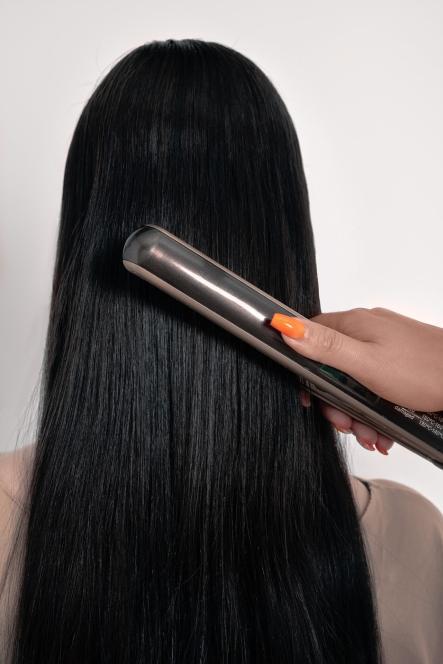 vyrovnávanie vlasov