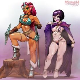 Hyborian Titans