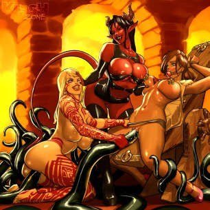 The Tentacle Three