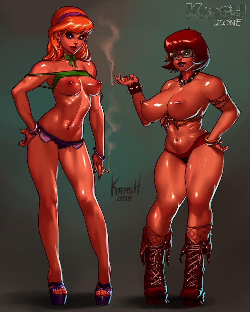 Daphne & Velma New Design