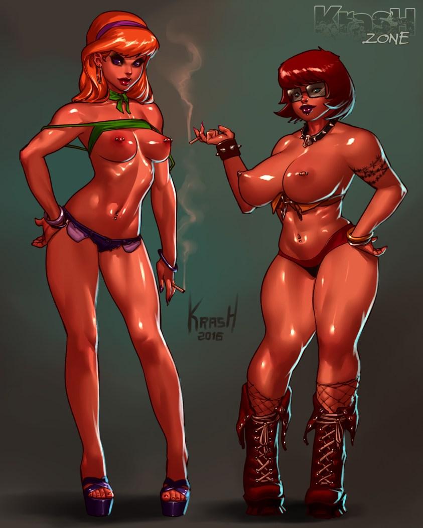 Daphne & Velma New Design