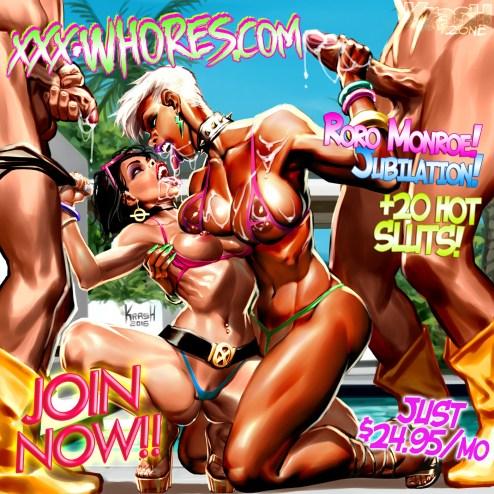 XXX-WHORES Cumswap (AD)