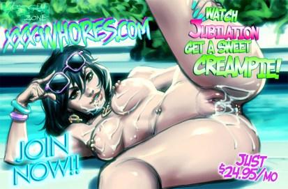 XXXWHORES: Jubilation Creampie