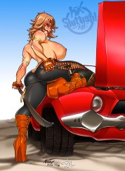 Tellus the Road Warrior