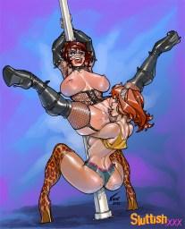 SLUTTISH_Velma_Daphne_SLUTS