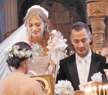 Михалков cбежал со свадьбы сына