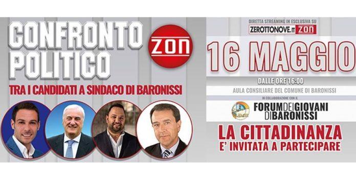 Elezioni Baronissi, confronto politico tra i candidati sindaco
