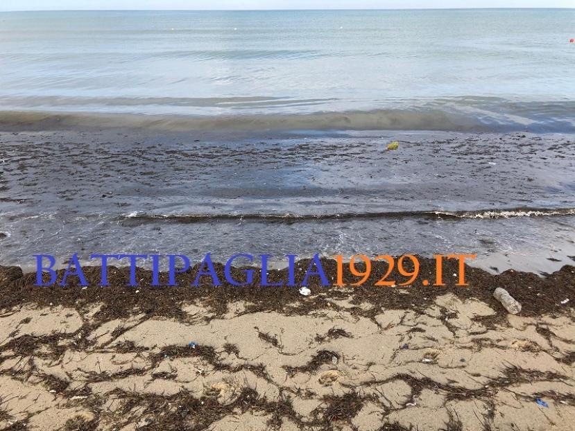Battipaglia. Mare inquinato, salute a rischio -VIDEO