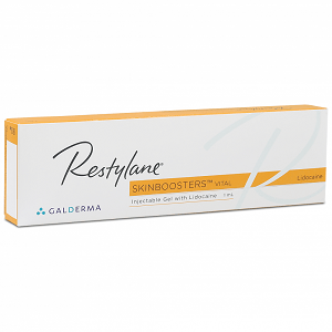 Restylane Skinboosters Vital with Lidocaine (1x1ml)