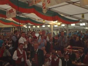 Bezirksmusikfest Bad Wimsbach