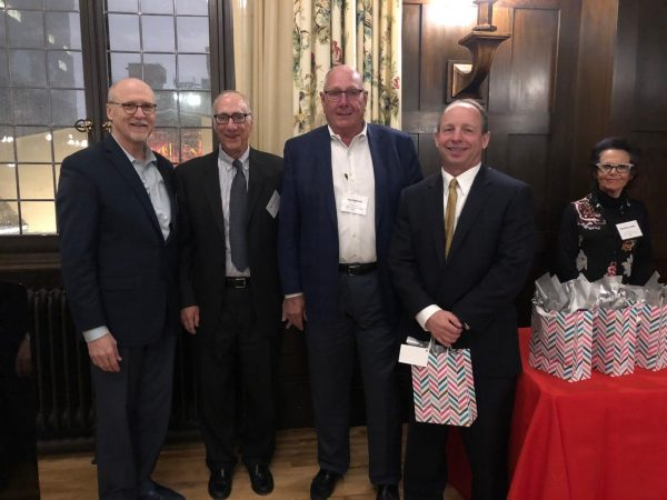 Silver Service Recognizes Longtime Kraus-Anderson Employees