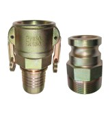 Mortar couplings and accessories