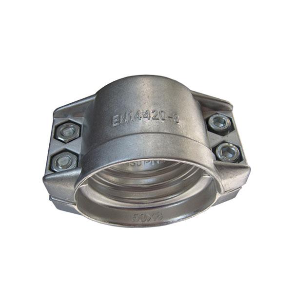 Aluminium Klemmschale EN 14420-3 (DIN 2817)
