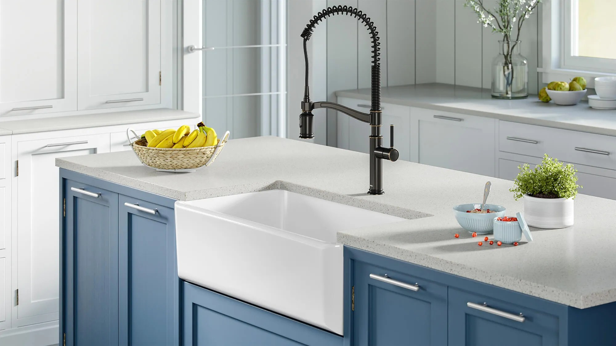 the farmhouse sink a marriage of