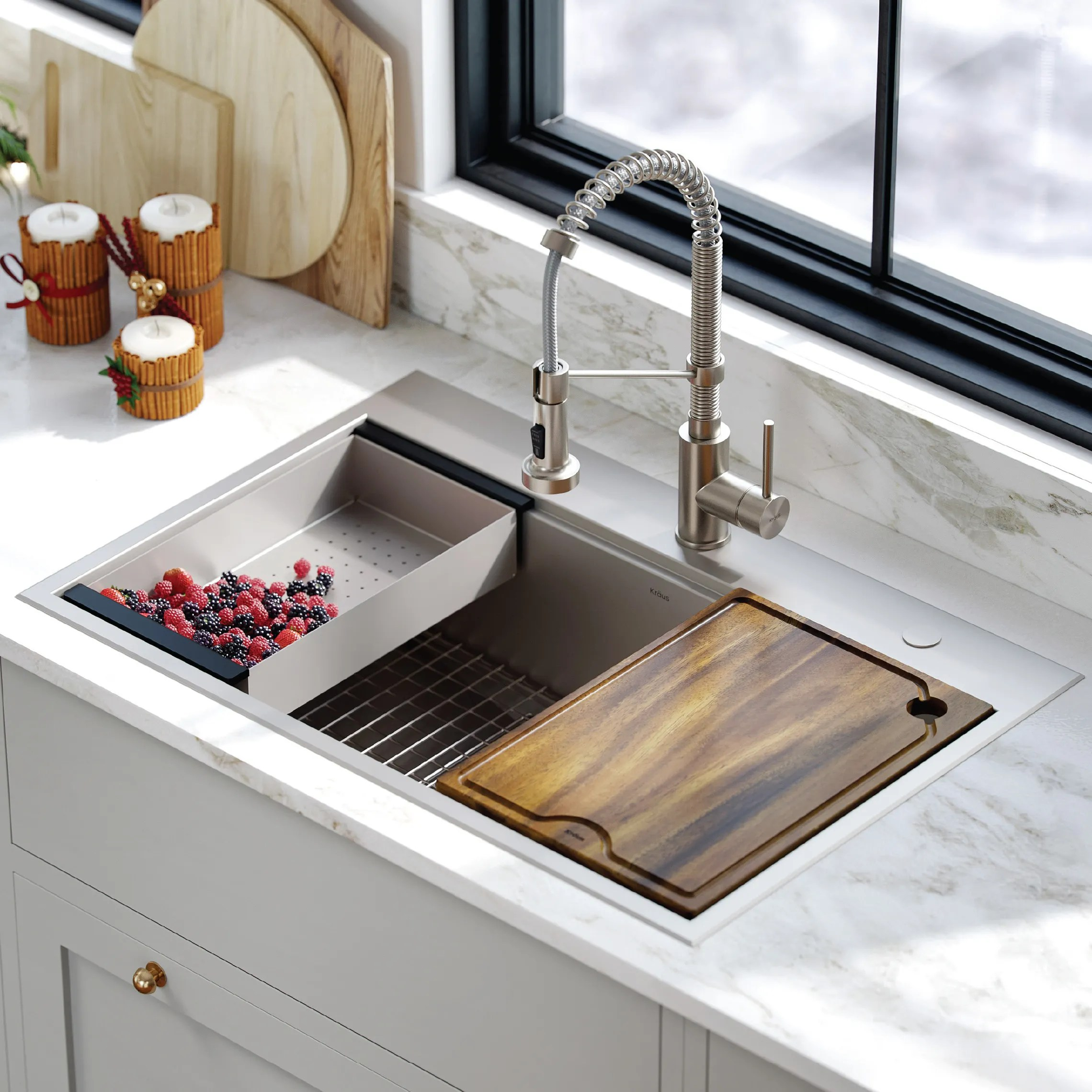 7 best drop in sinks for your diy