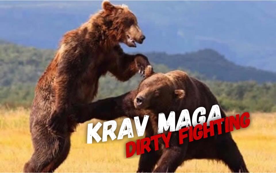 Dirty Fighting für die Straße