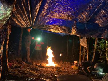 stage survie krav maga bruxelles enfants et parants kids adultes la garde qui veille la nuit se passe bien